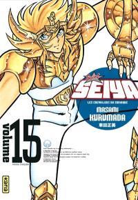 Saint Seiya : les chevaliers du zodiaque. Volume 15