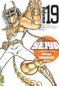 Saint Seiya : les chevaliers du zodiaque. Volume 19