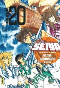 Saint Seiya : les chevaliers du zodiaque. Volume 20
