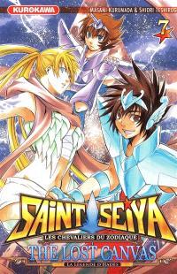 Saint Seiya : les chevaliers du zodiaque : the lost canvas, la légende d'Hadès. Volume 7