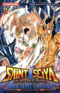 Saint Seiya : les chevaliers du zodiaque : the lost canvas, la légende d'Hadès. Volume 9