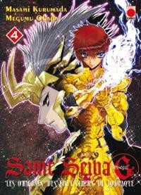 Saint Seiya, épisode G : les origines des chevaliers du zodiaque. Volume 4