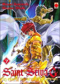 Saint Seiya, épisode G : les origines des chevaliers du zodiaque. Volume 7