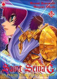 Saint Seiya, épisode G : les origines des chevaliers du zodiaque. Volume 12