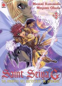 Saint Seiya, épisode G : les origines des chevaliers du zodiaque. Volume 13