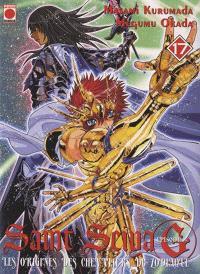 Saint Seiya, épisode G : les origines des chevaliers du zodiaque. Volume 17