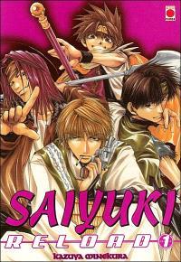 Saiyuki reload. Volume 1