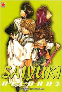 Saiyuki reload. Volume 3