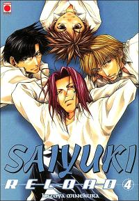 Saiyuki reload. Volume 4