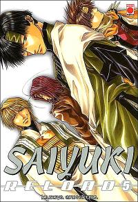 Saiyuki reload. Volume 5