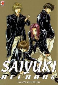 Saiyuki reload. Volume 6