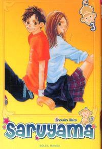 Saruyama !. Volume 3