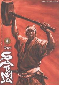 Satsuma : l'honneur de ses samouraïs. Volume 4