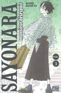 Sayonara monsieur Désespoir. Volume 3