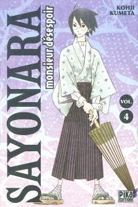 Sayonara monsieur Désespoir. Volume 4