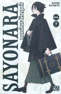 Sayonara monsieur Désespoir. Volume 7