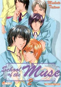 School of the muse. Volume 2