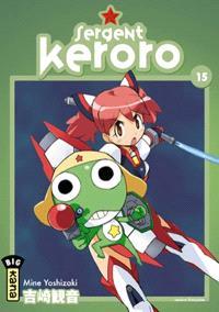Sergent Keroro. Volume 15
