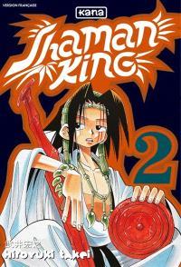 Shaman king. Volume 2
