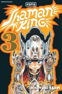 Shaman king. Volume 3