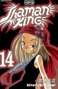Shaman king. Volume 14