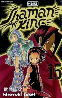 Shaman king. Volume 15