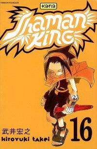 Shaman king. Volume 16