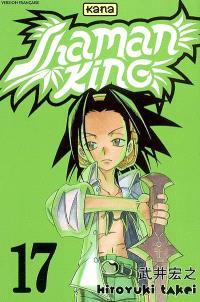 Shaman king. Volume 17
