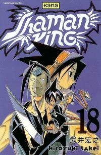 Shaman king. Volume 18