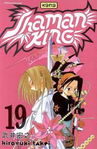 Shaman king. Volume 19