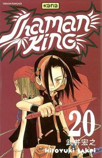 Shaman king. Volume 20