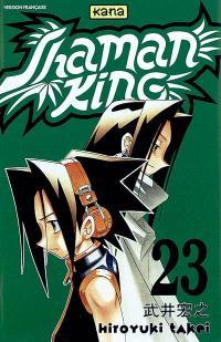 Shaman king. Volume 23