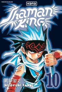 Shaman king. Volume 10