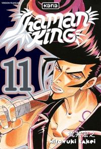 Shaman king. Volume 11