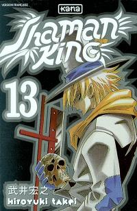 Shaman king. Volume 13