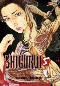Shigurui. Volume 5