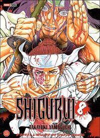 Shigurui. Volume 8