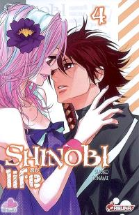 Shinobi life. Volume 4