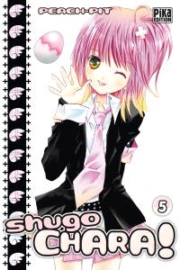 Shugo Chara !. Volume 5