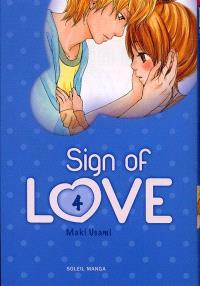 Sign of love. Volume 4