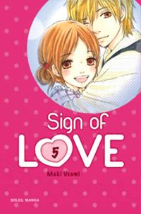 Sign of love. Volume 5