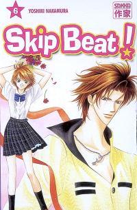 Skip beat !. Volume 6