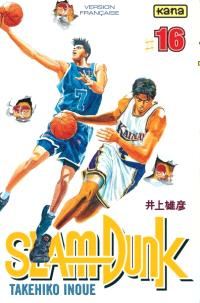 Slam Dunk. Volume 16