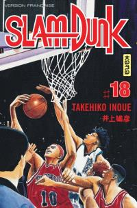 Slam Dunk. Volume 18
