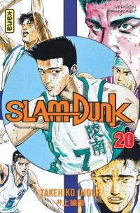 Slam Dunk. Volume 20