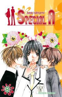 Spécial A. Volume 8