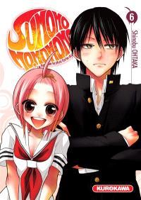 Sumomomo, Momomo : la fiancée la plus forte du monde !. Volume 6