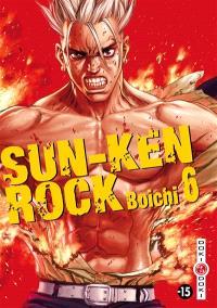 Sun-Ken rock. Volume 6