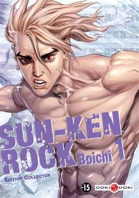 Sun-Ken rock : édition collector. Volume 1
