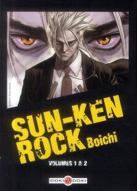 Sun-Ken rock : volumes 1 & 2